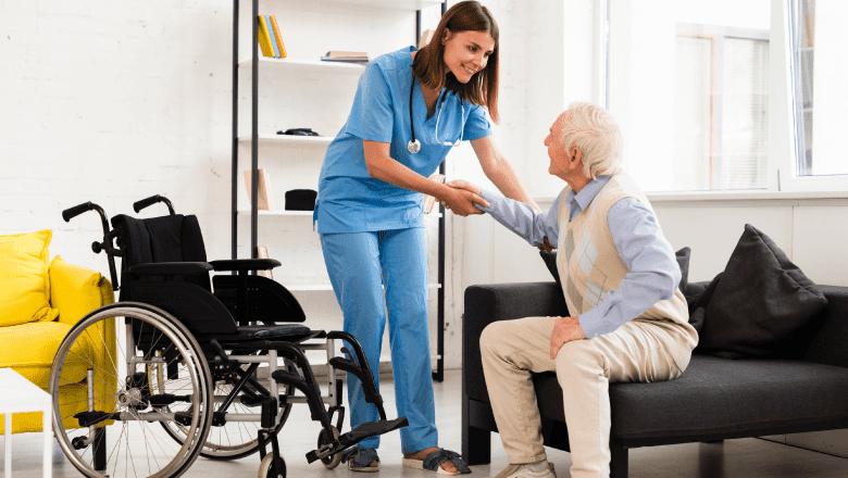 Os cuidados simples e essenciais com Idosos em relação à Covid-19