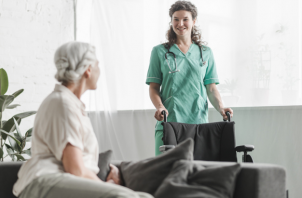 Quer ser um bom cuidador de idosos?