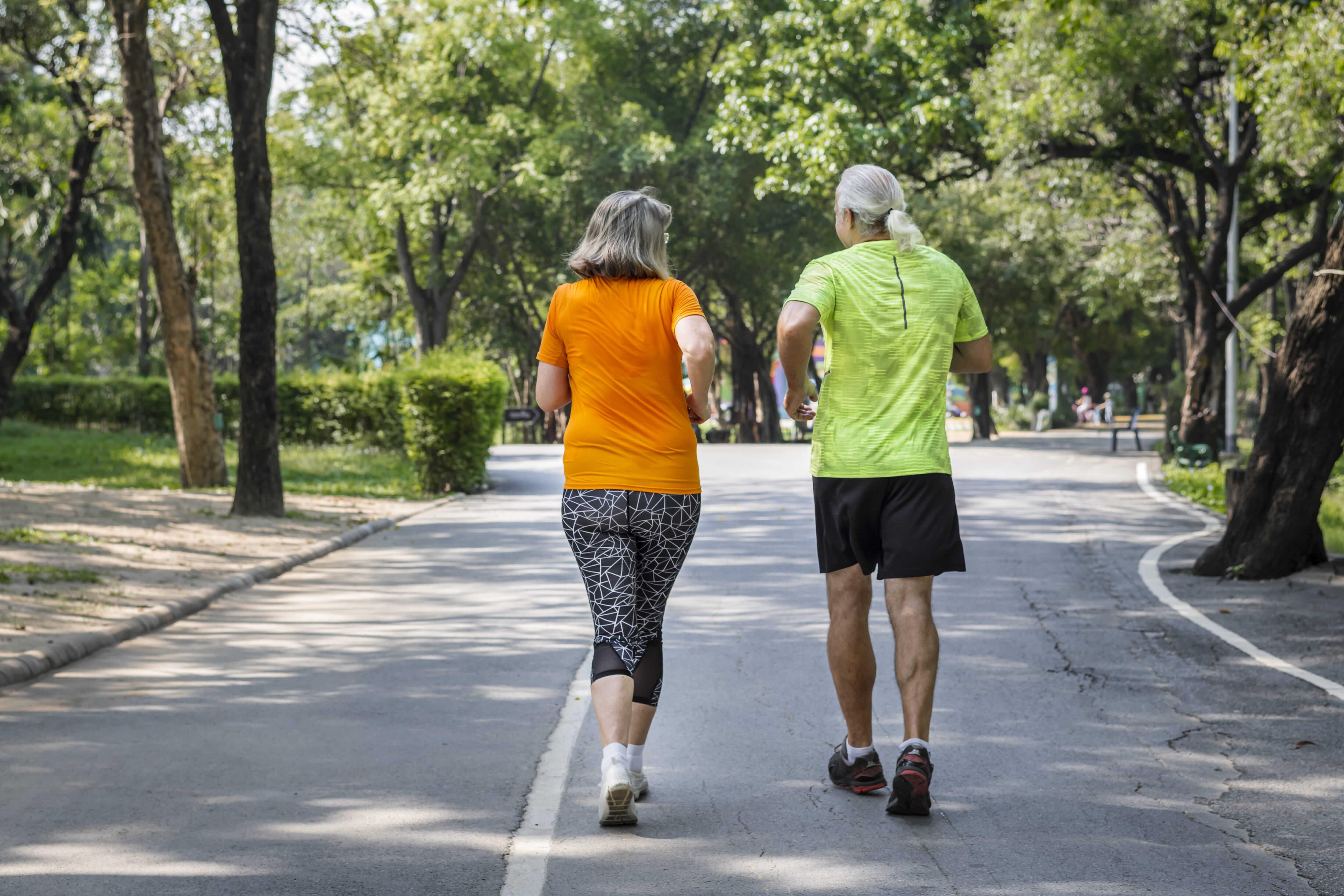 Benefícios da ginástica para idosos