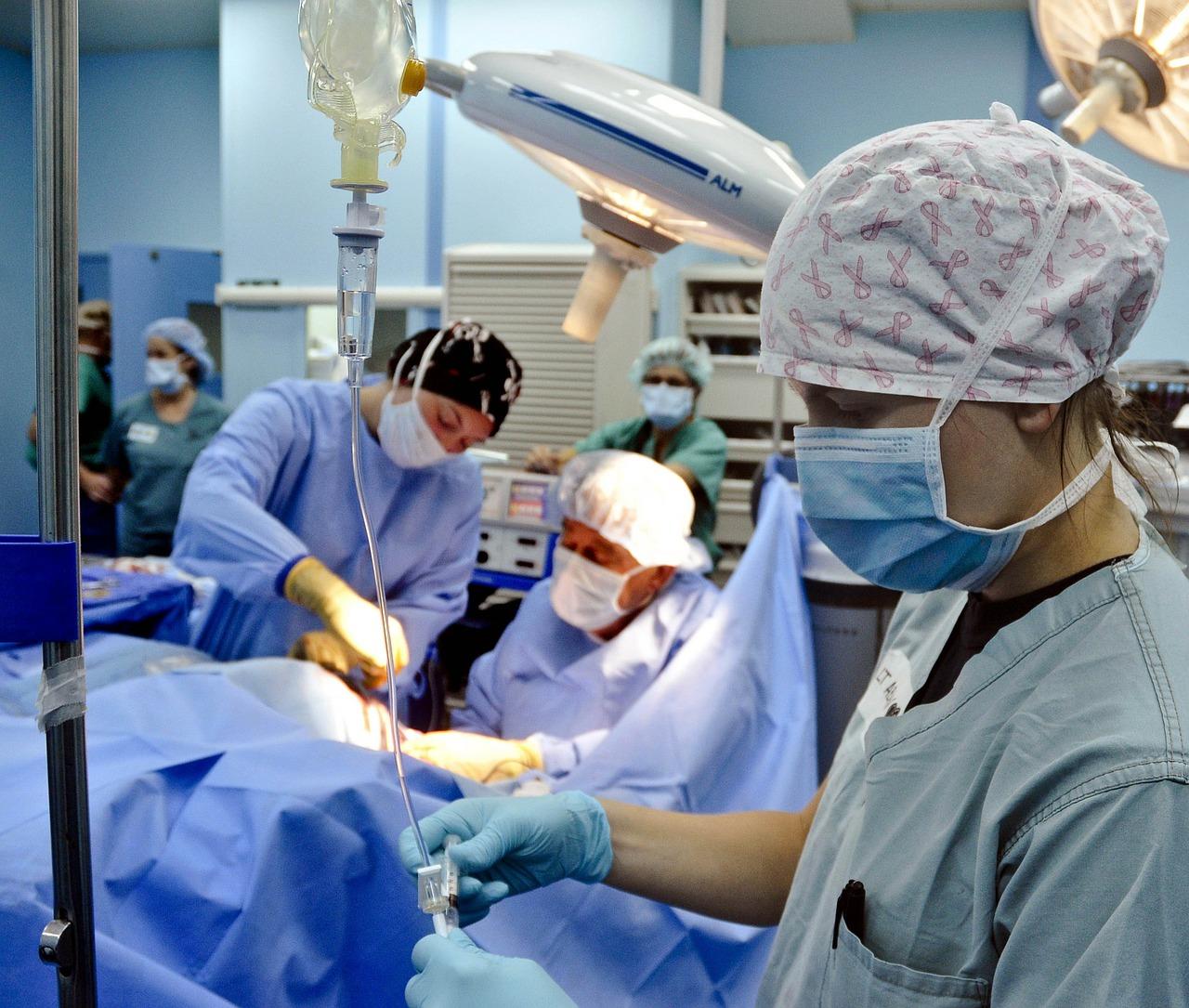 Cursos técnicos na área de saúde